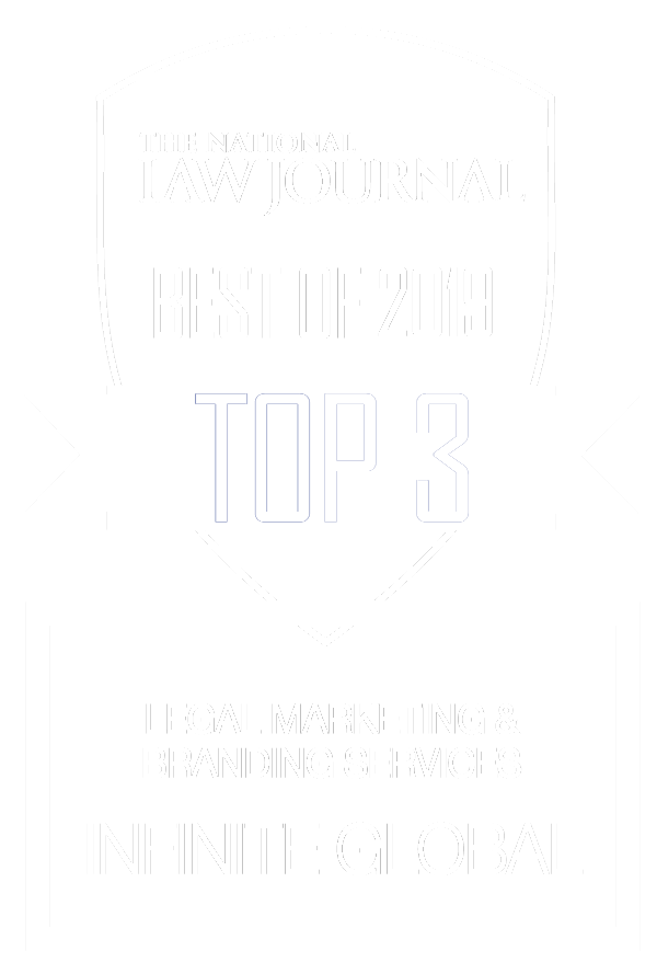 NLJ 2019 Top 3 Legal Marketing & Branding Services